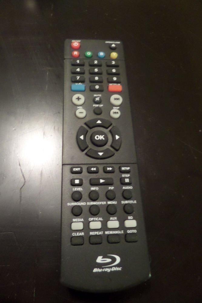 PROSCAN Remote Control For Blu ray Player ( IECR03)