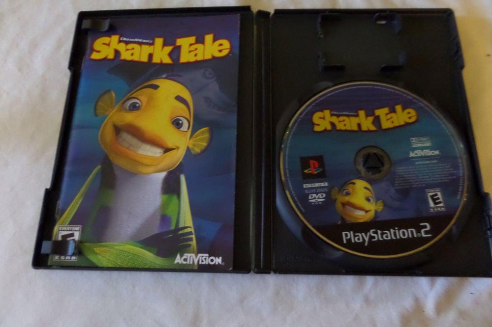 DreamWorks' Shark Tale (Sony PlayStation 2, 2004)