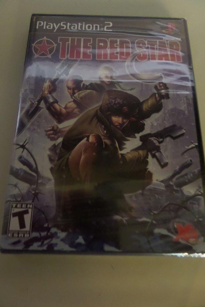 Red Star (Sony PlayStation 2, 2007)