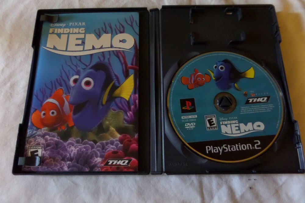 Disney Finding Nemo: Playstation 2