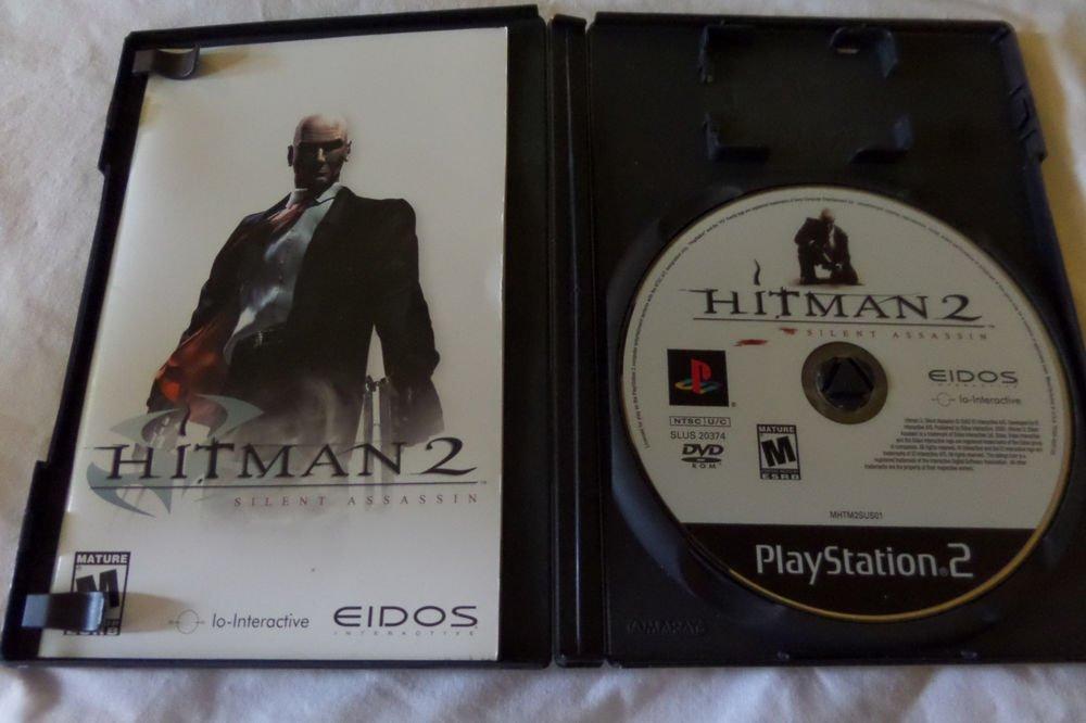 Hitman 2: Silent Assassin (Sony PlayStation 2, 2003)