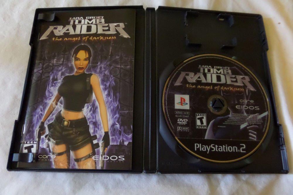 Lara Croft: Tomb Raider -- The Angel of Darkness (Sony PlayStation 2, 2003)