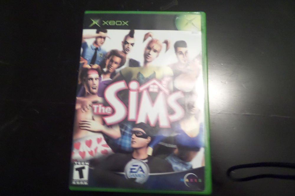 Sims (Microsoft Xbox, 2003)