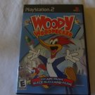 Woody Woodpecker: Escape From Buzz Buzzard Park (Sony PlayStation 2, 2002)