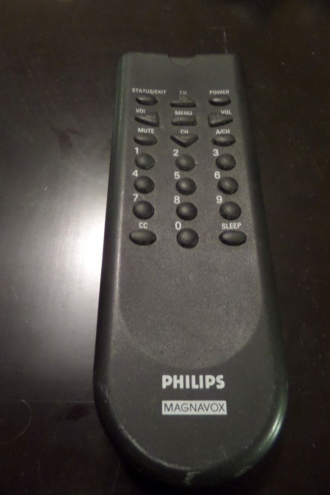 Philips Magnavox RC0801/04 TV Remote