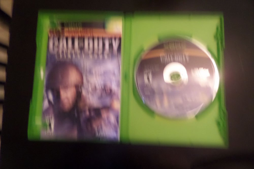 Call of Duty: Finest Hour (Microsoft Xbox, 2004)