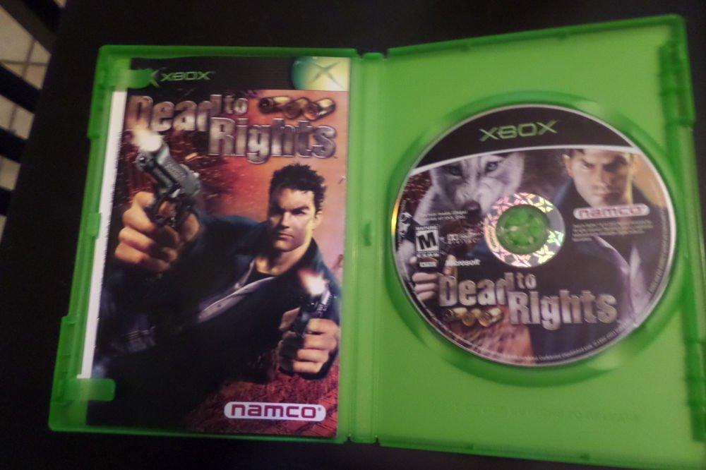 Dead to Rights (Microsoft Xbox, 2002)