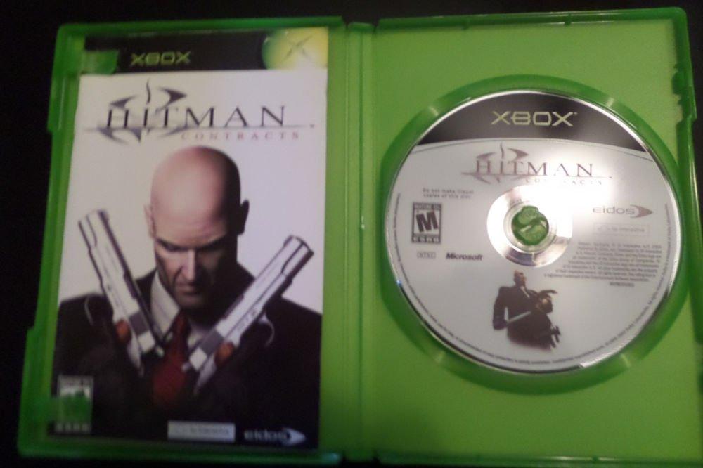 Hitman: Contracts (Microsoft Xbox, 2004)