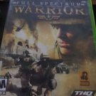 Full Spectrum Warrior  (Xbox, 2004)