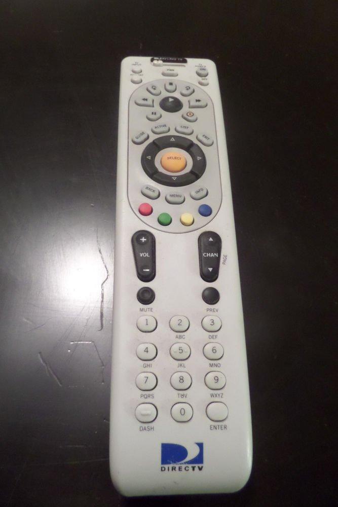 Directv Universal Remote Control RC65