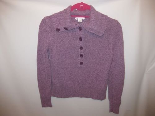 EUC Light Purple Ann Taylor Loft Small Sweater