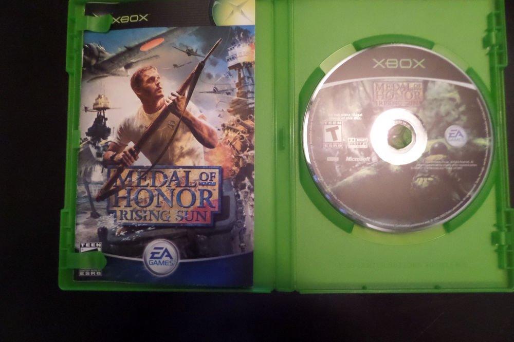 Medal of Honor: Rising Sun (Microsoft Xbox, 2003)