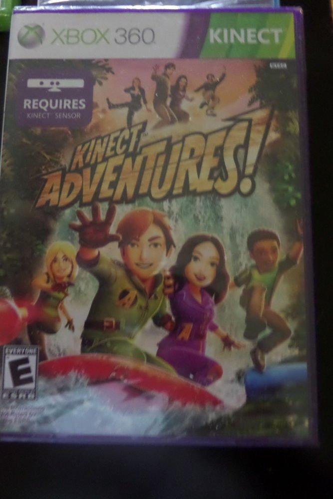 Kinect Adventures (Microsoft Xbox 360, 2010)