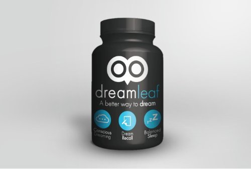 Dream Leaf - The World's Most Advanced Lucid Dreaming Supplement
