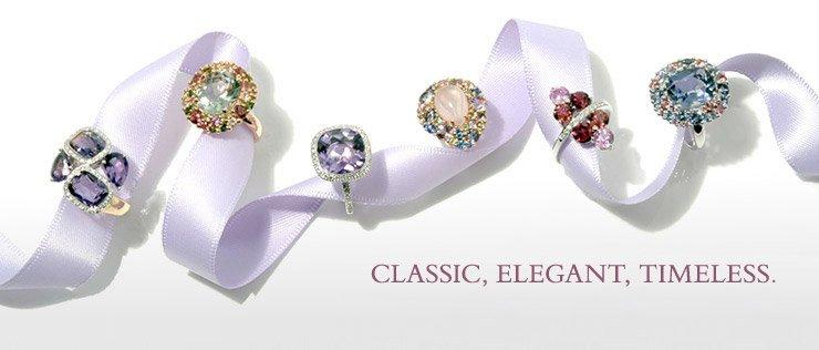 ** Women's Watch Luxury Fashion Diamante Golden Band **