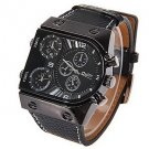 Men's Wrist Watch Military Dual Time Zones Multi Function - DISCOUNT!!