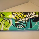 AUTH NEW VERA BRADLEY EYEGLASSES SUNGLASSES HARD CASE LIMES UP #11