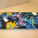 AUTH NEW VERA BRADLEY EYEGLASSES SUNGLASSES  HARD CASE MIDNIGHT BLUES # 08