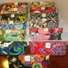 LOT OF 4 NEW VERA BRADLEY EYEGLASSES HARD CASE ASST SALE NEW PATTERNS