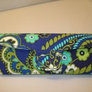 AUTH NEW VERA BRADLEY EYEGLASSES SUNGLASSES  HARD CASE RHYTHM & BLUES #22