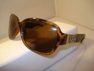 AUTH NEW TOMMY BAHAMA LADIES SUNGLASSES SKINNY SIPPIN 7041 TORTOISE PLASTIC