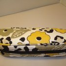 AUTH NEW VERA BRADLEY EYEGLASSES ZIPPERED CASE GO WILD # 21