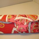 AUTH NEW VERA BRADLEY EYEGLASSES SUNGLASSES HARD CASE ROSY POSIES #10