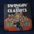 Swinging The Classics box promo set vintage vinyl/LP/album/record~CBS P3 16175