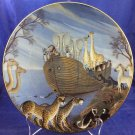 Vintage 1980 The Ark Royal Doulton Dish Plate Numbered Gustavo Novoa Noah's Ark