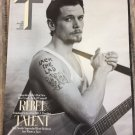 The New York Times Style Magazine September 14 2014 Men's Jack O'Connell