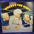 Vintage Where's The Beef Wendy's Commercial Jigsaw Puzzle