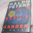 The Devil's Garden by Ralph Peters~Hardcover book~FREE US SHIPPING