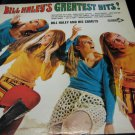 Bill Haley's Greatest Hits!~Bill Haley and His Comets Vintage Record vinyl album