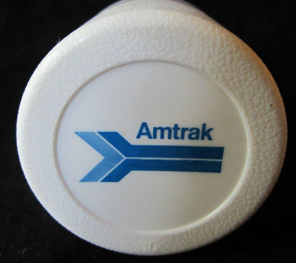 vintage Amtrak Globetrotter Travel kit train transportation advertising promo