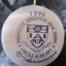 Christmas Ornament from Immaculate Conception High School Lodi New Jersey (NJ)