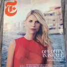 The New York Times Style Magazine September 23 2012 Travel Issue Claire Danes