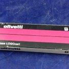 Vintage Olivetti New LOGOcart Black Nylon Tape Cash Registers P6040 Logos 40-80