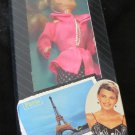 "Vanna White 11.5"" doll~new in box~Paris edition in Pink jacket~HSC/HSN"
