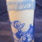 vintage 1930s Donald Duck and Goofy Antarctic trip glass Walt Disney