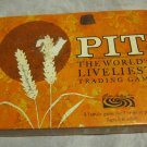 PIT The world's liveliest trading game~vintage Parker Brothers card game~futures