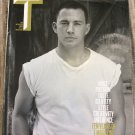 The New York Times Style Magazine October 19 2014 T@10 Issue Channing Tatum