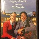 The Fred Rogers Legacy Award Honoring Yo-Yo Ma DVD New Sealed