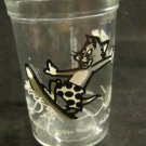 Tom & Jerry the Movie Welch's jelly jar/glass~SURFING~1991~Free US Ship
