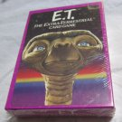 E.T. The Extra Terrestrial Card Game by Parker Borthers~BRAND NEW/SEALED