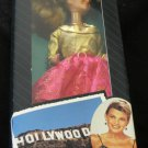 "Vanna White 11.5"" doll~new in box~Hollywood edition in gold & pink~HSC/HSN"