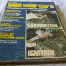 1973 Petersen's How to Tune Your Car Auto Repair Manual book