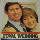 The Sunday Times Magazine~August 2 1981~Charles & Diana Wedding issue