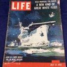 July 27 1959 Life Magazine America's Great White Fleet by Noel Sickles