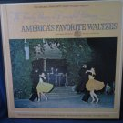 The Family Library of Beautiful Listening: America's Favorite Waltzes vintage LP