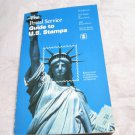 The Postal Service Guide to US Stamps 1987 13th edition~FREE US SHIPPING